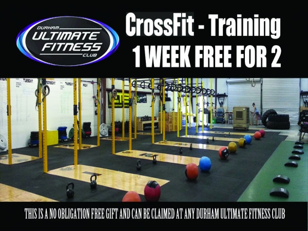 1 Week FREE Ultimate CrossFit