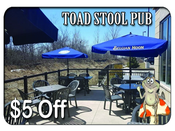 Toad Stool Bar and Grill