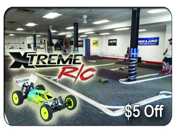 Xtreme Remote Control Car Racing