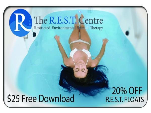 The R.E.S.T. Centre Gift Card