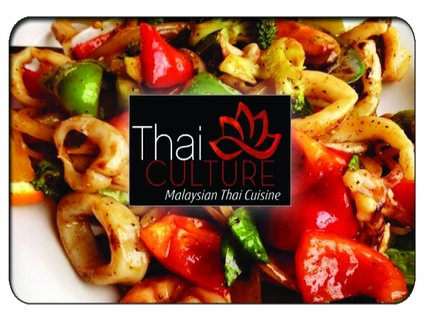 Thai Culture Cuisine - $5 FREE DOWNLOAD or 25% OFF