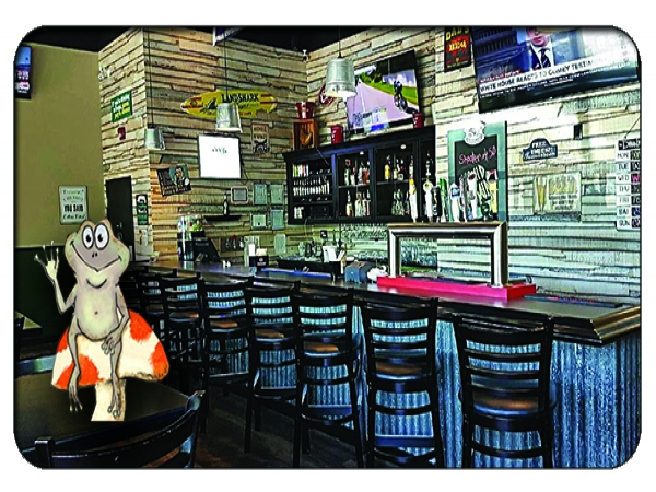 Toad Stool Bar & Grill - $5 FREE DOWNLOAD or 25% OFF