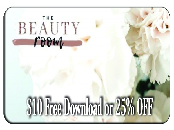 The Beauty Room - $10 Free Download or 25% Off